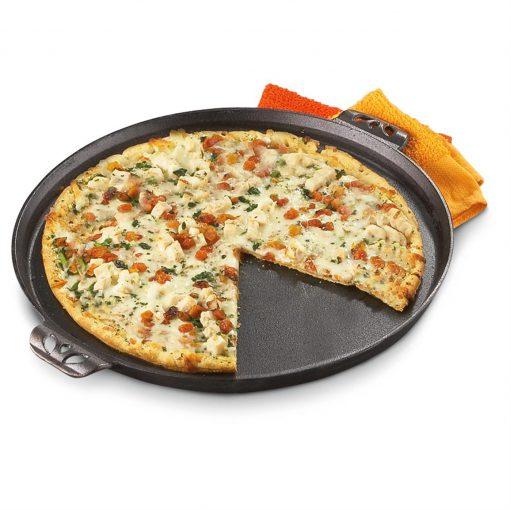 Чугунена плоча за пица