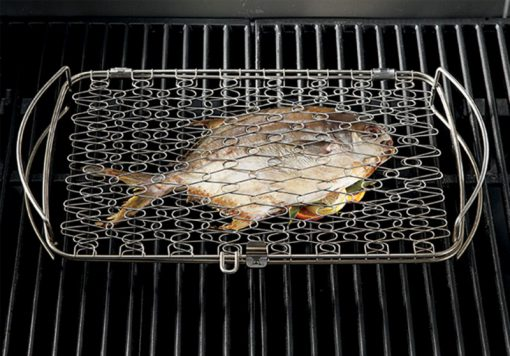 Кошница за риба Deluxe Grilling Basket