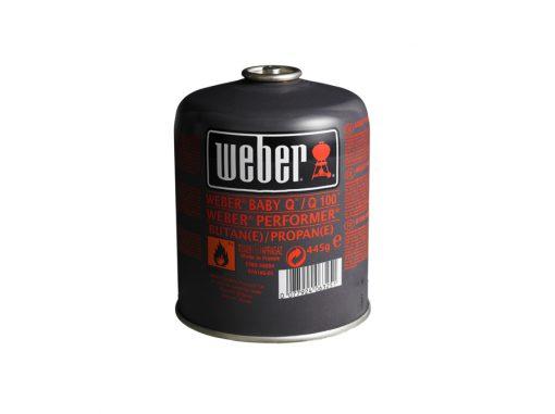 Газова Бутилка за Еднократна Употреба Weber