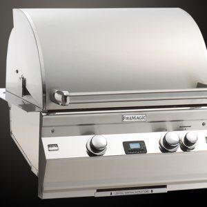 Газово Барбекю за Вграждане с Чеверме Fire Magic Aurora A530