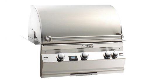 Газово Барбекю за Вграждане с Чеверме Fire Magic Aurora A540