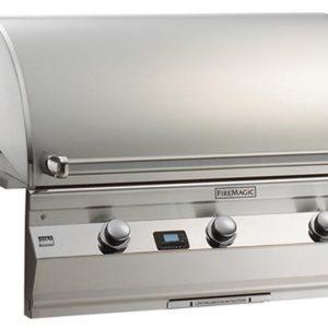 Газово Барбекю за Вграждане с Чеверме Fire Magic Aurora A660