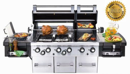 Broil King Imperial XLS газово