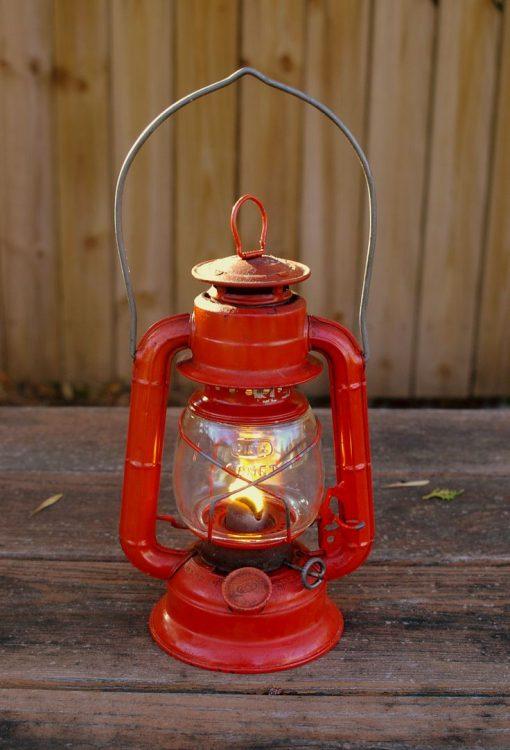 Парафинова Лампа Feuerhand Baby Special 276 Red