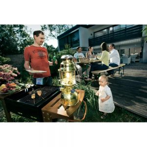 Газена Лампа Petromax HK 500 Brass