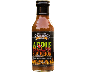 Барбекю Сос Don Marco's Apple Chipotle Bourbon