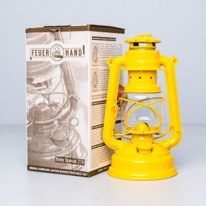 Feuerhand Baby Special 276 Yellow