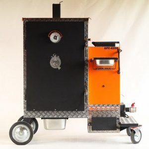 Професионална Пушилня PRO Q GFC 5500