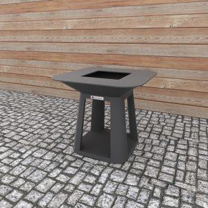 Грил-Плоча на Дърва Quan Rondo Air Carbon
