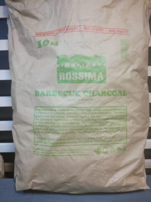 Премиум Дървени Въглища Росима 10 кг