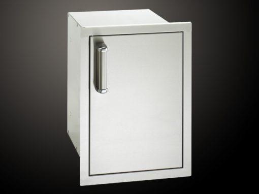 Единична Врата за Вграждане с 2 Чекмеджета Flush Mounted Single Access Door with Dual Drawers