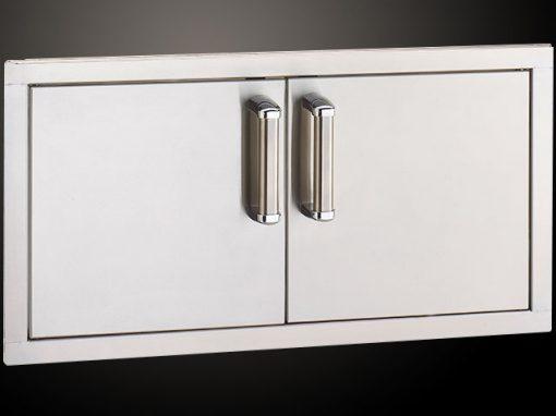 Широки Двойни Врати за Вграждане с Намалена Височина-Двойни Врати за Вграждане с Намалена Височина