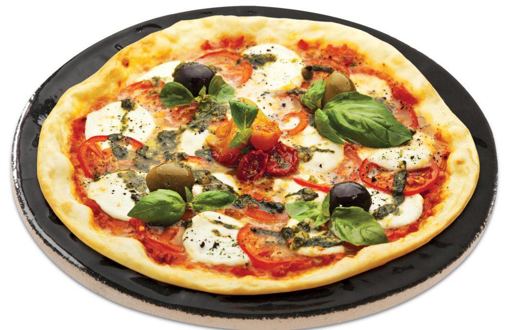 Чудесна пица на барбекю