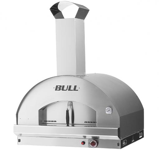 Италианска Газова Външна Пещ за Пици Bull XL