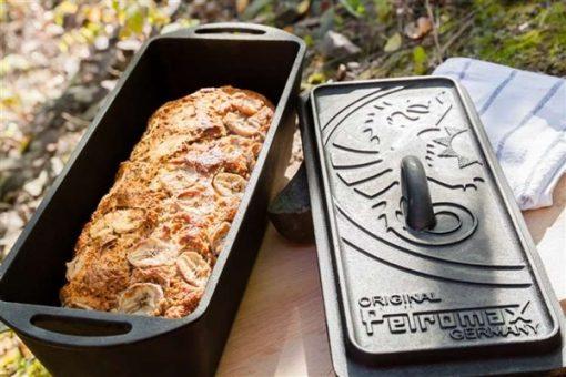 Чугунен Съд за Хляб и Печива Petromax