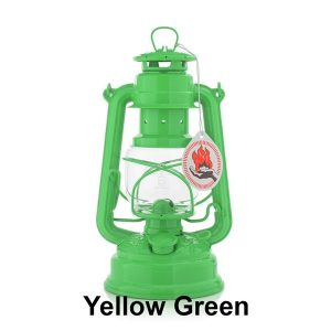 Парафинова Лампа Feuerhand Baby Special 276 Yellow Green