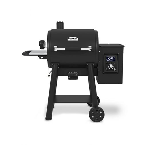 Грил-Опушвач на Пелети Broil King Regal Pellet 400 Smoker And Grill