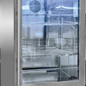 Външен Хладилник със Стъклена Врата