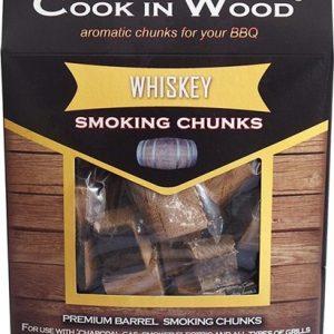 Дървени Кубчета за Опушване Whiskey