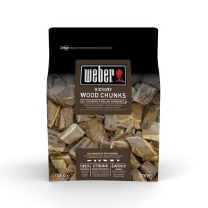 Кубчета за Опушване Weber Hickory